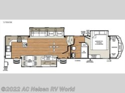 New 2017  Forest River Sandpiper 37RKOK by Forest River from AC Nelsen RV World in Omaha, NE