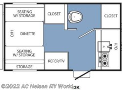 Used 2012  Coachmen Clipper Ultra-Lite 13K by Coachmen from AC Nelsen RV World in Omaha, NE