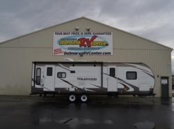 Used 2015  Forest River Wildwood 27RLSS by Forest River from Delmarva RV Center in Milford, DE