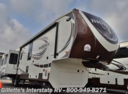 New 2015  Heartland RV Bighorn 3875FB by Heartland RV from Gillette's Interstate RV, Inc. in East Lansing, MI