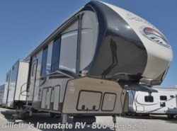 New 2017  Forest River Sandpiper 381RBOK by Forest River from Gillette's Interstate RV, Inc. in East Lansing, MI