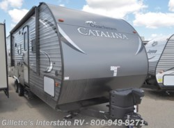 New 2017  Coachmen Catalina 273DBS by Coachmen from Gillette's Interstate RV, Inc. in East Lansing, MI