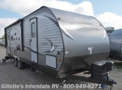 New 2017  Coachmen Catalina Legacy Edition 263RLS by Coachmen from Gillette's Interstate RV, Inc. in East Lansing, MI