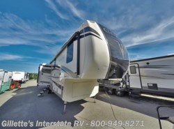 New 2017  Forest River Cedar Creek Champagne 38EL by Forest River from Gillette's Interstate RV, Inc. in East Lansing, MI