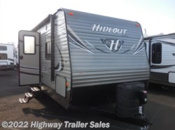 New 2017  Keystone Hideout 22KBSWE by Keystone from Highway Trailer Sales in Salem, OR
