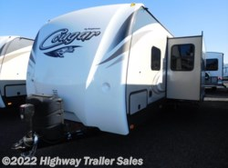 New 2017  Keystone Cougar Half-Ton 28RBSWE by Keystone from Highway Trailer Sales in Salem, OR