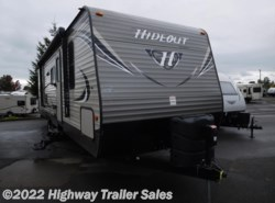 New 2017  Keystone Hideout 27DBS by Keystone from Highway Trailer Sales in Salem, OR