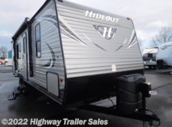New 2017  Keystone Hideout 25LHSWE by Keystone from Highway Trailer Sales in Salem, OR