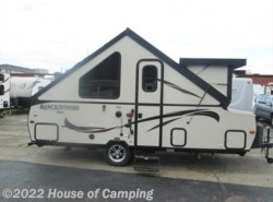 New 2017  Forest River Rockwood Hard Side A214 HW by Forest River from House of Camping in Bridgeview, IL