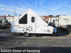 Used 2013  Forest River Rockwood Hard Side A122S by Forest River from House of Camping in Bridgeview, IL