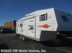 Used 2005  Holiday Rambler Savoy 27 RKD    Super Slide by Holiday Rambler from HW Motor Homes, Inc. in Canton, MI