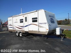 Used 2007  Keystone Sprinter 250 RBS - Super Slide by Keystone from HW Motor Homes, Inc. in Canton, MI
