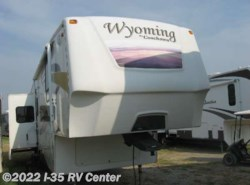 Used 2008  Coachmen Wyoming  332RLTS by Coachmen from I-35 RV Center in Denton, TX
