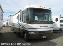 Used 2002  Holiday Rambler Vacationer 36DBD by Holiday Rambler from I-35 RV Center in Denton, TX