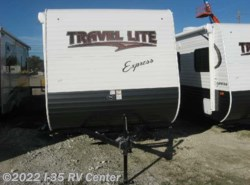 New 2016  Travel Lite Express E19QBH by Travel Lite from I-35 RV Center in Denton, TX
