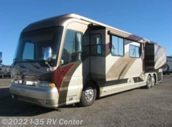 Used 2007  Country Coach Magna 45 QUAD SLIDE -525hp by Country Coach from I-35 RV Center in Denton, TX