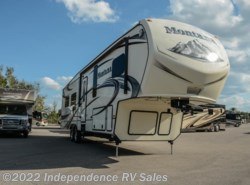 Used 2014  Keystone Montana 3625 RE by Keystone from Independence RV Sales in Winter Garden, FL