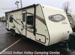 Used 2013  Forest River Surveyor Select SV264 by Forest River from Indian Valley Camping Center in Souderton, PA
