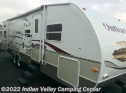 Used 2008  Keystone Outback Sydney Edition 31RQS by Keystone from Indian Valley Camping Center in Souderton, PA