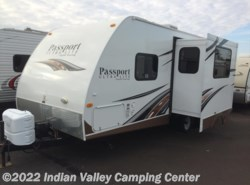 Used 2013  Keystone Passport Ultra Lite Grand Touring 2300BH by Keystone from Indian Valley Camping Center in Souderton, PA