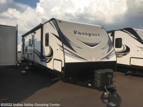 2018 Keystone Passport Ultra Lite Grand Touring 3350BH