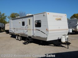 Used 2007  SunnyBrook Sunset Creek 34' by SunnyBrook from Kennedale Camper Sales in Kennedale, TX