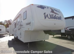 Used 2007  Forest River Wildcat 30LSWB 32' by Forest River from Kennedale Camper Sales in Kennedale, TX