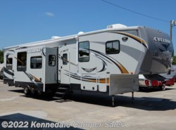 Used 2011  Heartland RV Cyclone 3800 43' **TOYBOX** by Heartland RV from Kennedale Camper Sales in Kennedale, TX