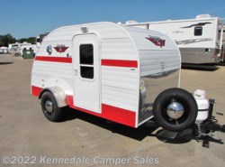 "New 2017  Riverside RV White Water Retro Jr. 509 13'2"" by Riverside RV from Kennedale Camper Sales in Kennedale, TX"