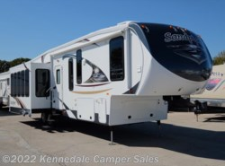Used 2013  Forest River Sandpiper 330RL 38' by Forest River from Kennedale Camper Sales in Kennedale, TX