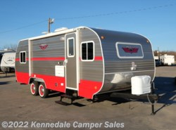 "New 2017  Riverside RV White Water Retro 199FKS 25'6"" by Riverside RV from Kennedale Camper Sales in Kennedale, TX"