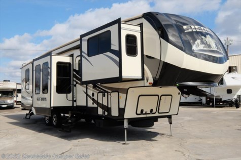 2016 Forest River Sierra 377FLIK 41'8