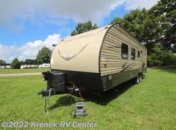 New 2017  Forest River Cherokee Grey Wolf 26BH by Forest River from Krenek RV Center in Coloma, MI