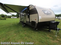 New 2017  Forest River Cherokee Grey Wolf T23DBH by Forest River from Krenek RV Center in Coloma, MI