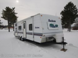 Used 2001  Forest River  27BH by Forest River from Krenek RV Center in Coloma, MI