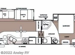 Used 2007  Forest River Sandpiper  by Forest River from Ansley RV in Duncansville, PA