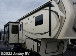 New 2018 Keystone Montana 3121RL available in Duncansville, Pennsylvania