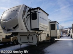 New 2018 Keystone Montana 3701LK available in Duncansville, Pennsylvania