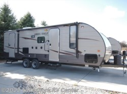 New 2016  Forest River Grey Wolf 23DBH by Forest River from Lakeshore RV Center in Muskegon, MI