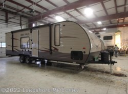 New 2016  Forest River Grey Wolf 26RR by Forest River from Lakeshore RV Center in Muskegon, MI