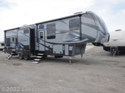 New 2017  Keystone Fuzion 345 by Keystone from Lakeshore RV Center in Muskegon, MI