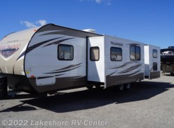 New 2017  Forest River Wildwood 31QBTS by Forest River from Lakeshore RV Center in Muskegon, MI
