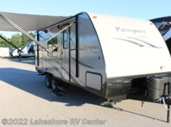 New 2017  Keystone Passport Express 238ML by Keystone from Lakeshore RV Center in Muskegon, MI
