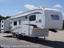Used 2007  Forest River Cardinal 36-2BH by Forest River from Lakeshore RV Center in Muskegon, MI
