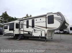New 2016 Keystone Montana 3950BR available in Muskegon, Michigan