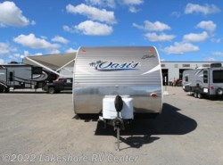 Used 2015  Shasta Oasis 26RL by Shasta from Lakeshore RV Center in Muskegon, MI
