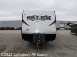 Used 2014  Forest River Salem 27RKSS by Forest River from Lakeshore RV Center in Muskegon, MI