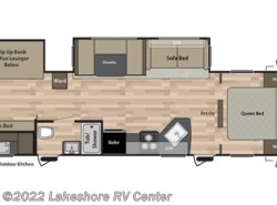 New 2017  Keystone  Summerland 3030BH by Keystone from Lakeshore RV Center in Muskegon, MI