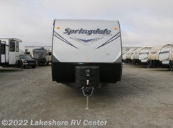 New 2017  Keystone Springdale 262RK by Keystone from Lakeshore RV Center in Muskegon, MI