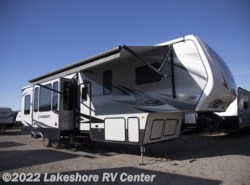 New 2017  Keystone Carbon 364 by Keystone from Lakeshore RV Center in Muskegon, MI